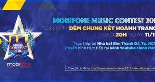 Mobifone music contest năm 2016
