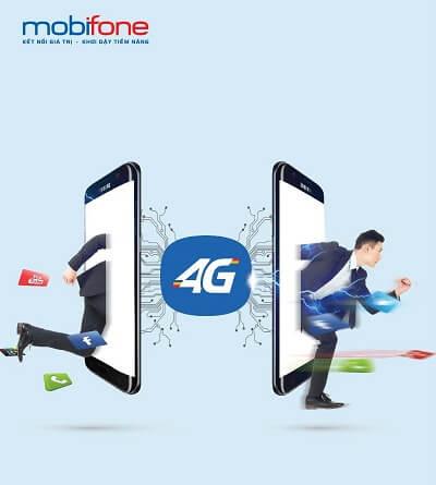 4G của Mobifone