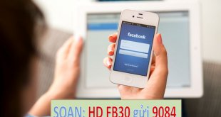 Gói cước Facebook MobiFone FB30 - Lướt Facebook thả ga