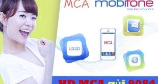 Hủy báo cuộc gọi lỡ dịch vụ MCA của MobiFone