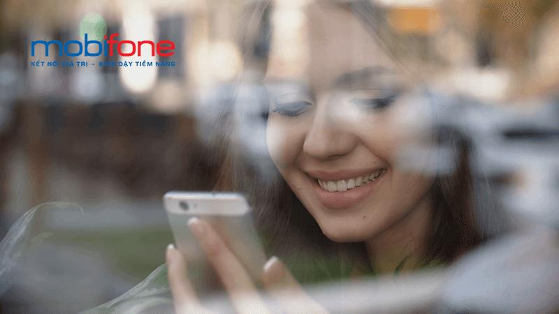 Các gói cước 3G/4G MobiFone không giới hạn dung lượng