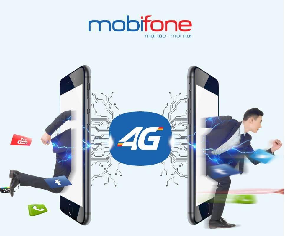 Cách đăng ký các gói cước 4G MobiFone phổ biến nhất