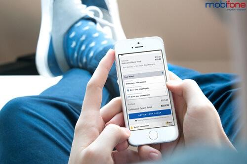 Cách bật/tắt 4G MobiFone trên điện thoại iPhone