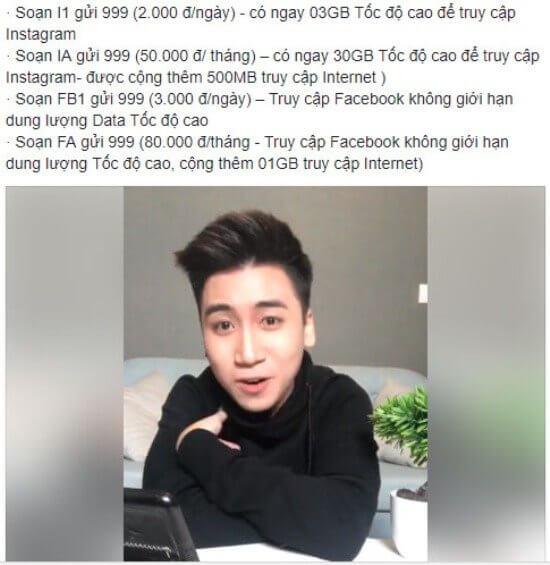 goi instagram data 4g chi voi 20k cua mobifone khien sao viet hao hung 2