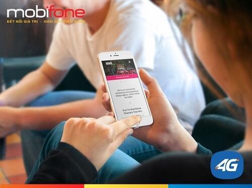 5 gói cước 4G MobiFone giá rẻ nhất năm 2018