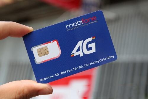Hướng dẫn check sim đang dùng có phải sim 4G MobiFone hay không?