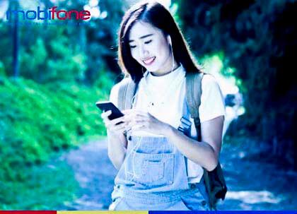Đăng ký gói cước 4G HD400 MobiFone có ngay 25 GB Data tốc độ cao