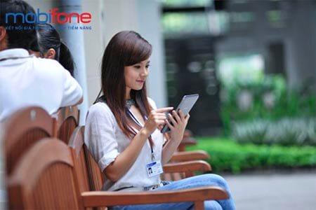 Đăng ký gói C90N MobiFone ưu đãi Data cực khủng