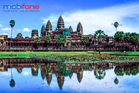 Đăng ký chuyển vùng quốc tế MobiFone khi đi Campuchia - Tiết kiệm 90% chi phí